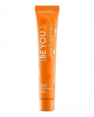 Toothpaste Be you peach, 90 ml