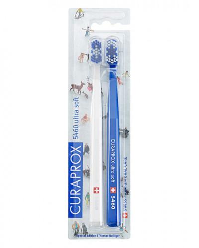 Toothbrush CS 5460 Winter Edition, 2 pcs.